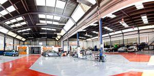 Licencia actividad taller automóviles