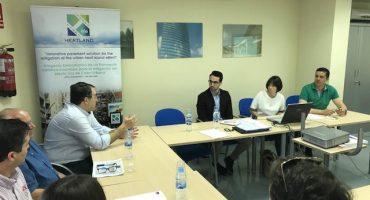 proyecto heatlandlife 1 Reunion en Murcia 120618 Tenaga Ingenieros Rafael Martinez Sanchez
