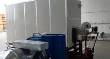 Auditoria energética en secadero