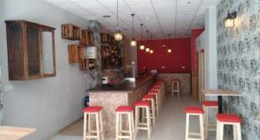 Licencia de actividad de Bar Cafetería