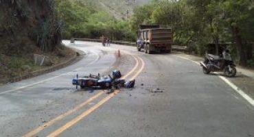 Peritaje sobre accidente de tráfico