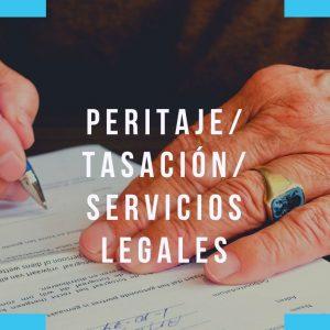 Peritaje, Tasación y Servicios Legales