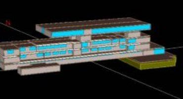 Certificación energética de Hospital de la Región de Murcia