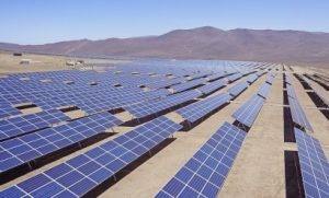 Instalación fotovoltaica para abastecimiento a sistema de bombeo
