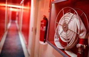 Proyecto de instalación de protección contra incendios en Residencia Universitaria